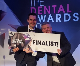 UK Dental Awards Finalist